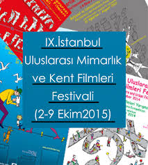 """""""Mimarlık ve Kent"""" Üzerine Bir Film Festivali"""