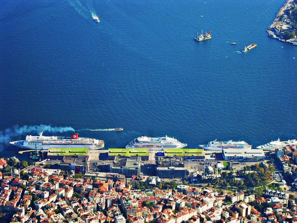 'Galataport kamu yararına aykırı'