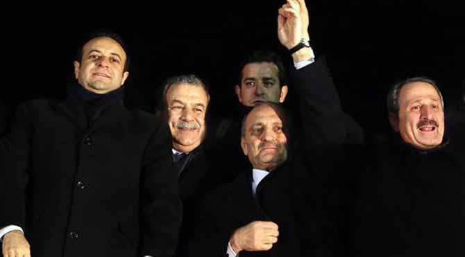 New York Bölge Başsavcılığı: Türk Hükümeti'nin bakanlarına verilen rüşvetle...
