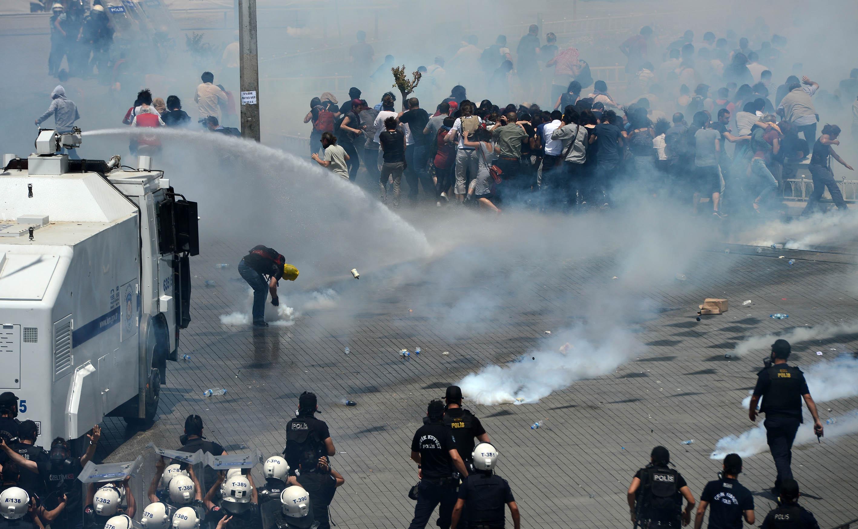 AKP'nin 'iç güvenlik' dediği 'halka savaş'