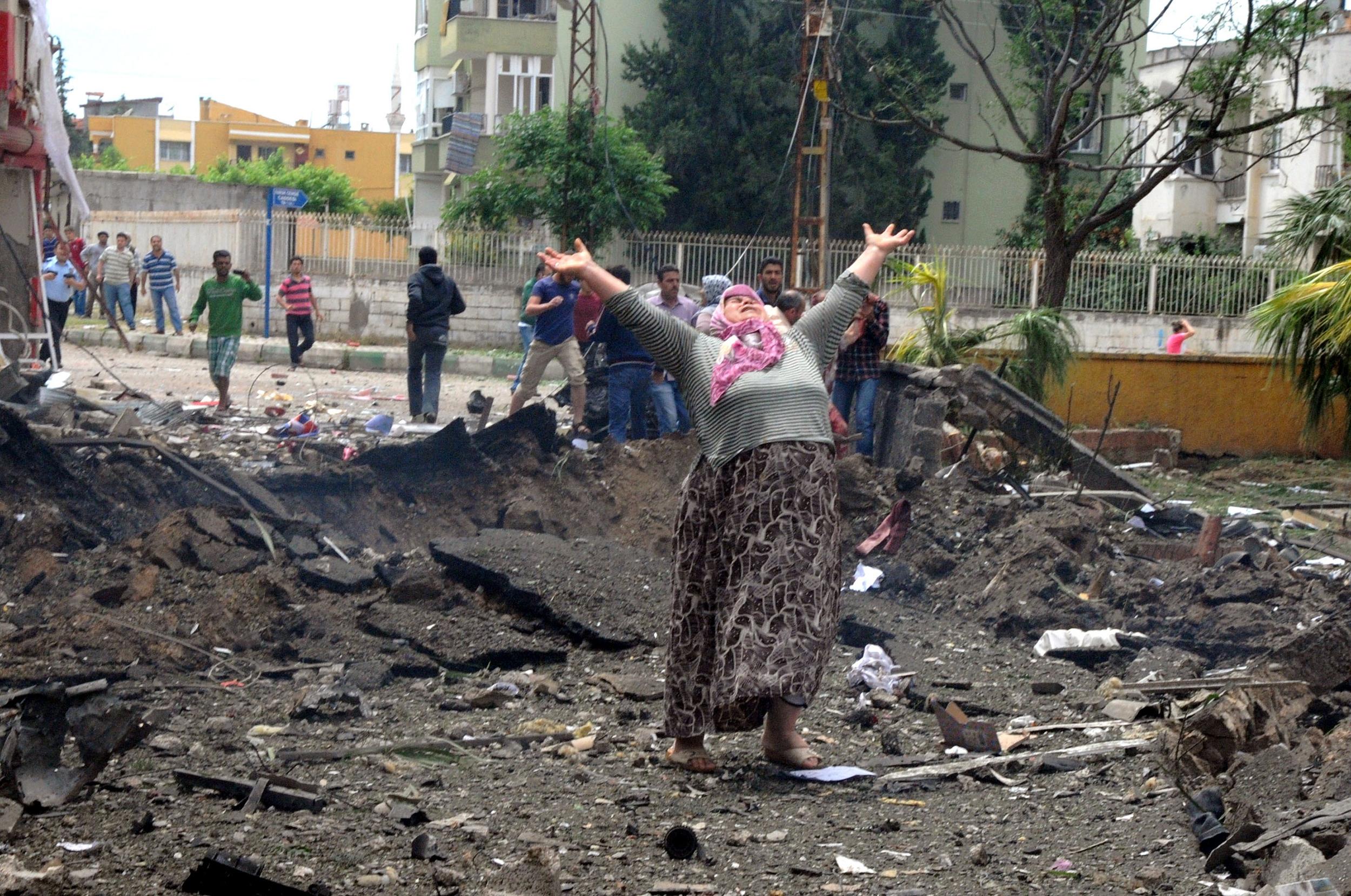 AKP dönemindeki saldırılar ve katliamlar