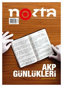 Nokta dergisinin 21. sayısının kapağı