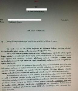 Ankara Katliamı'nın belgesi