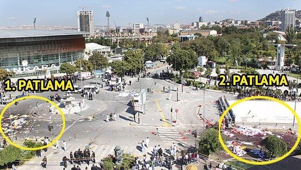 Ankara Katliamı'nda ayrıntılar