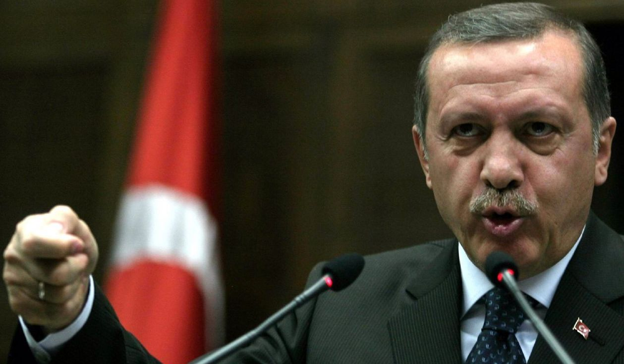 Erdoğan IŞİD'i kurtarma peşinde