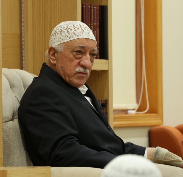 CHP heyeti, Gülen'in iade dosyasını inceledi
