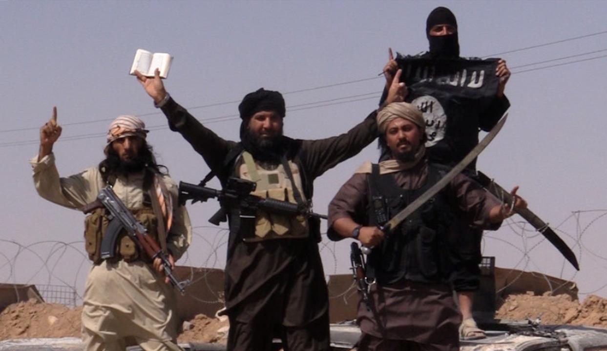 IŞİD'e İstanbul'da talim
