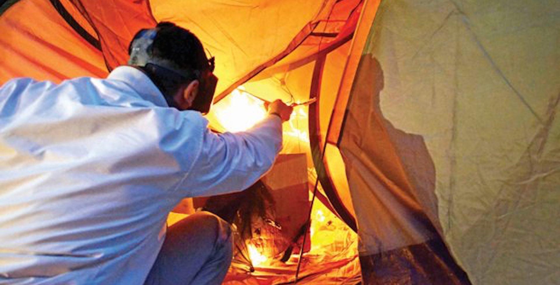 Gezi Parkı'nda yakılan çadırlara ikinci iddianame