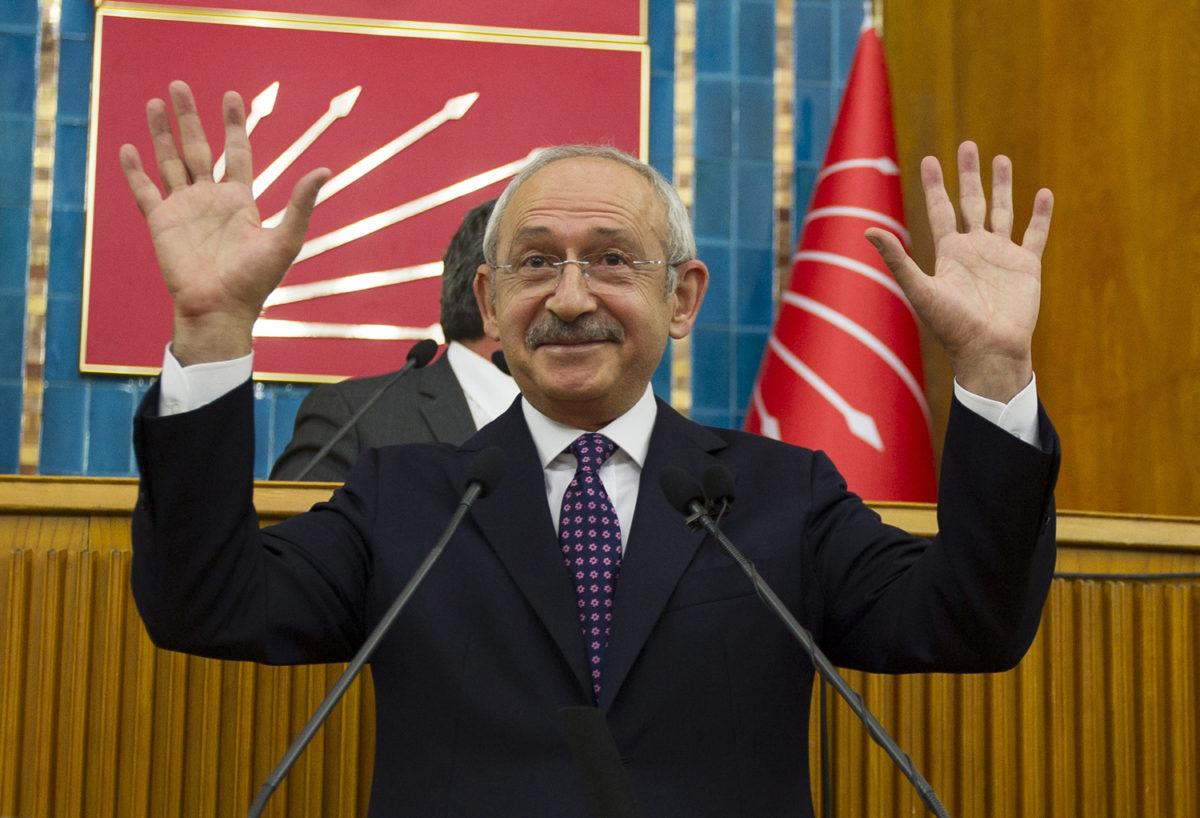 CHP'nin sloganları ortaya çıktı