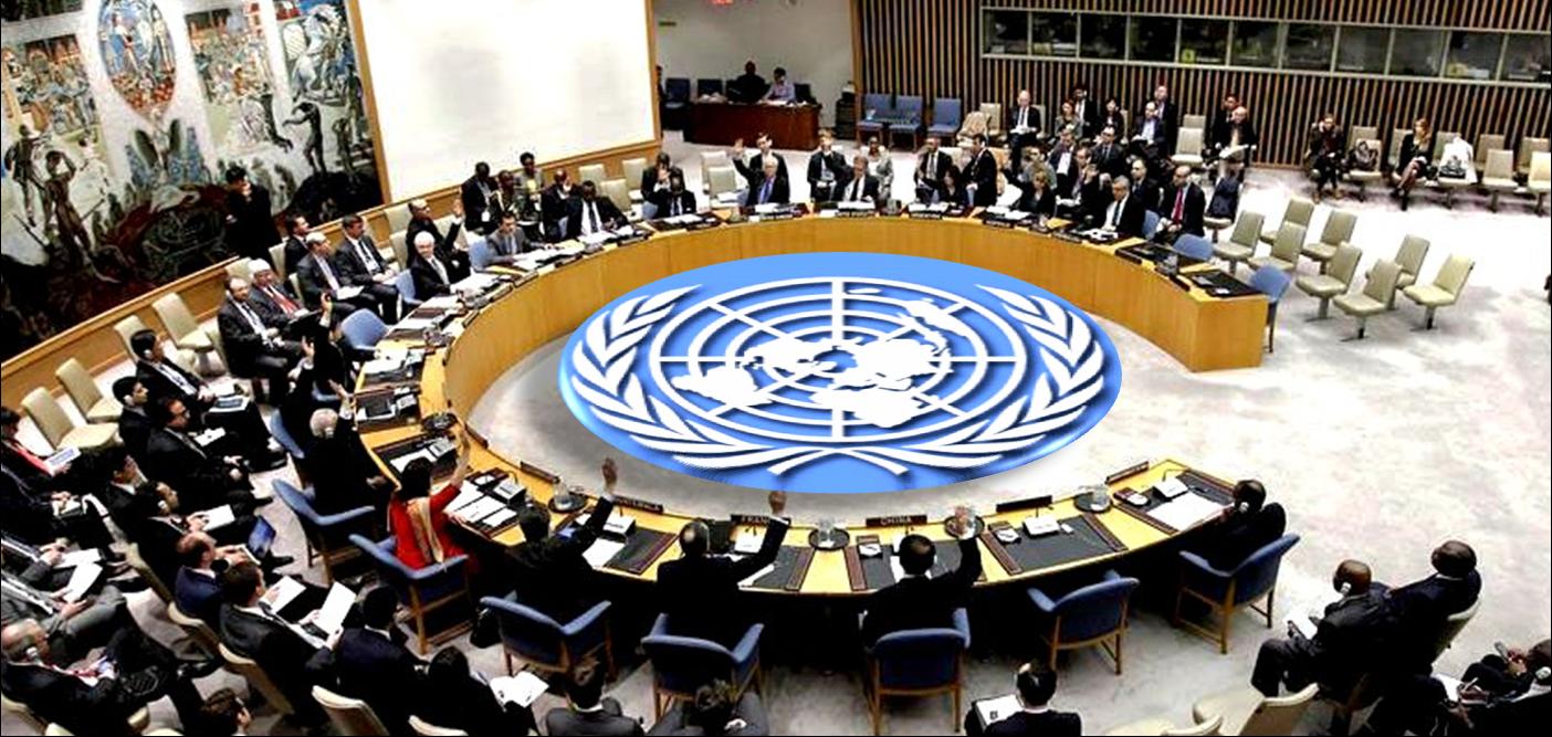 Savaş Örgütüne Doğru: BM Güvenlik Konseyi