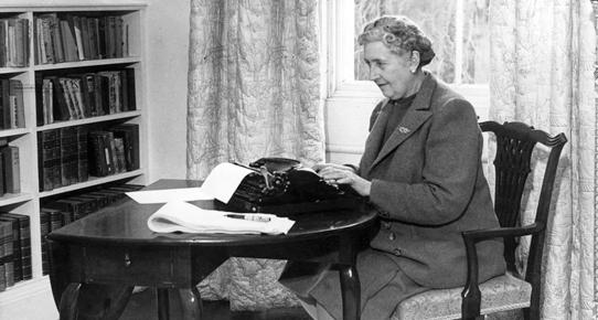 Agatha Christie'nin Anısına