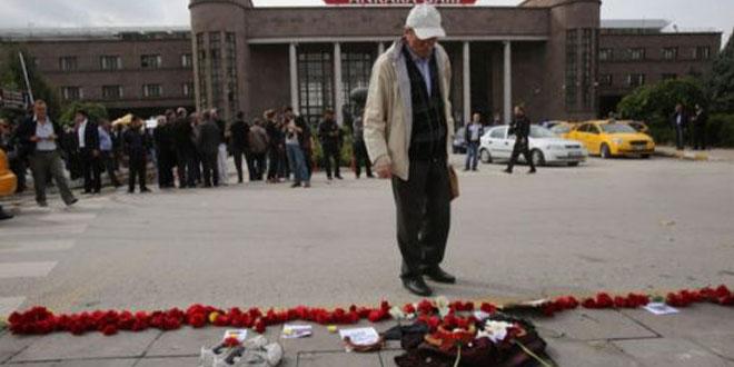 Ankara katliamına yayın yasağı
