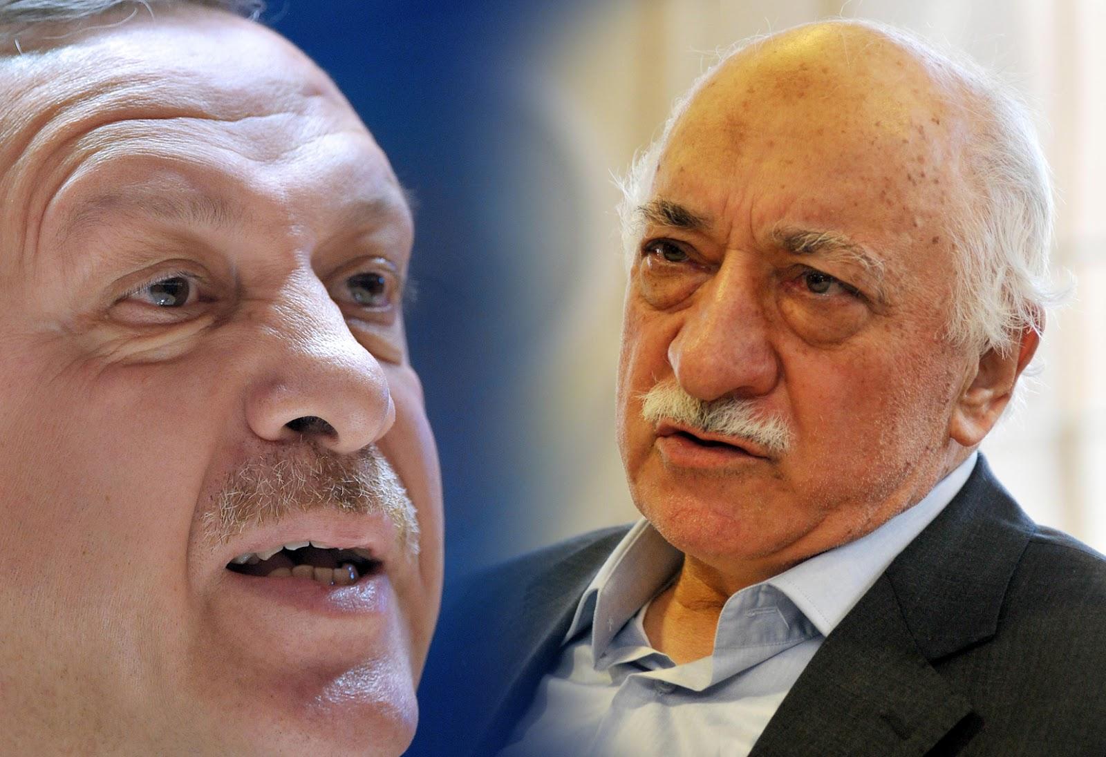 """Résultat de recherche d'images pour """"gulen and erdogan"""""""