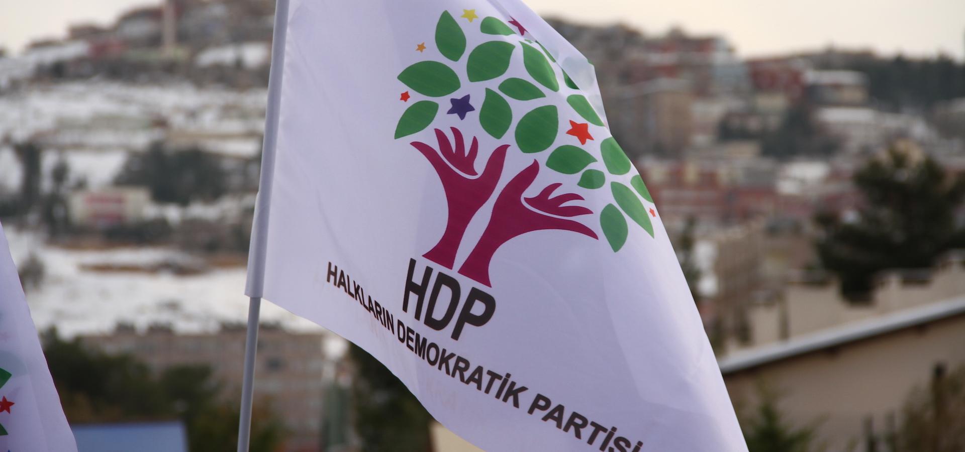 HDP'den Kışanak, Anlı ve Akat'ın tutuklanmasına ilişkin açıklama