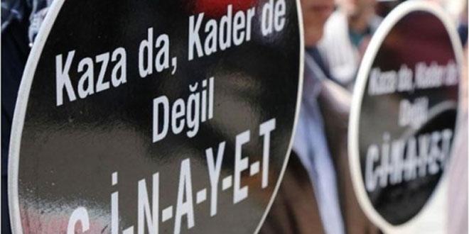 Aylar geçiyor iş cinayetleri hiç bitmiyor: Kasım ayında 131 işçi…
