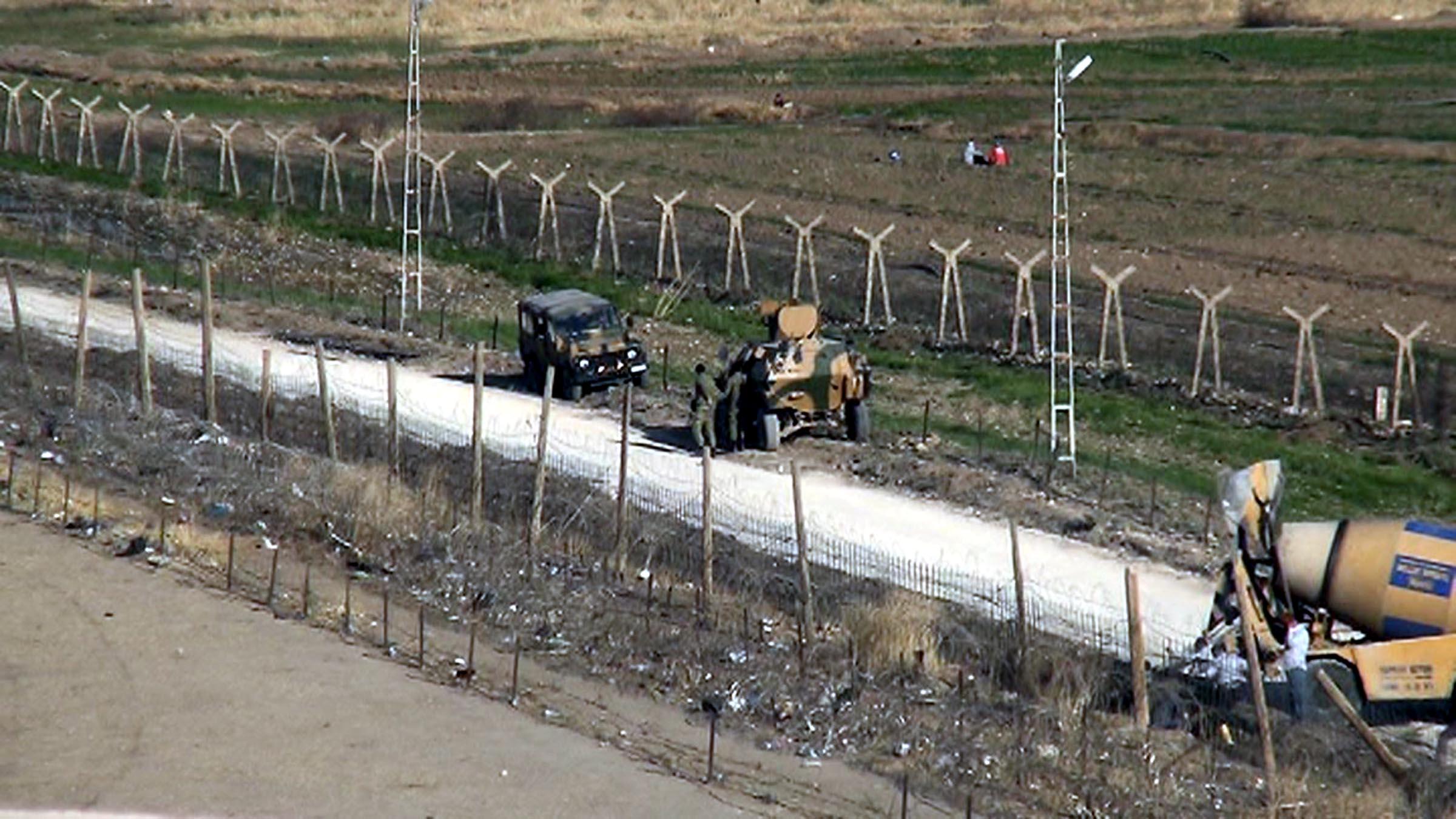 Suriye sınırı 'güvenli' hale geliyor mu?