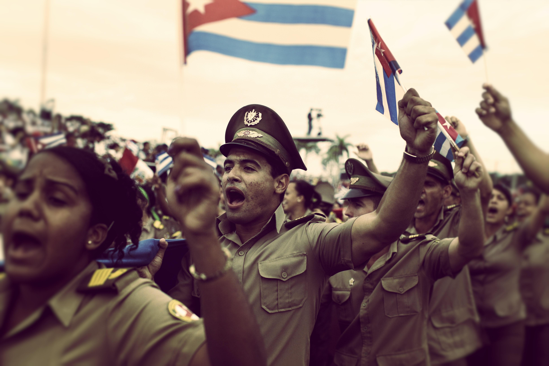 Asparagas Haber: Küba Suriye'ye Asker mi Gönderdi?