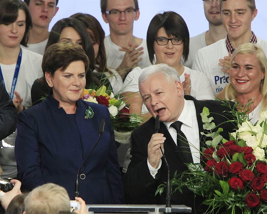 Polonya seçimlerini milliyetçi sağ kazandı, sol silindi