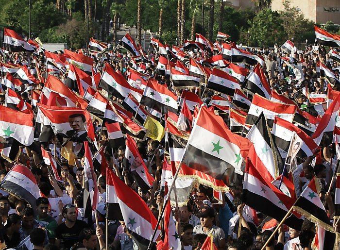 Suriyeli komünistler: Hedefimiz ülkemizi savunmak ve egemenliğimizi yeniden kazanmaktır!
