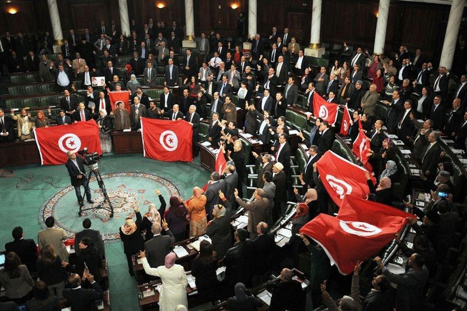 Tunus kadar olmak
