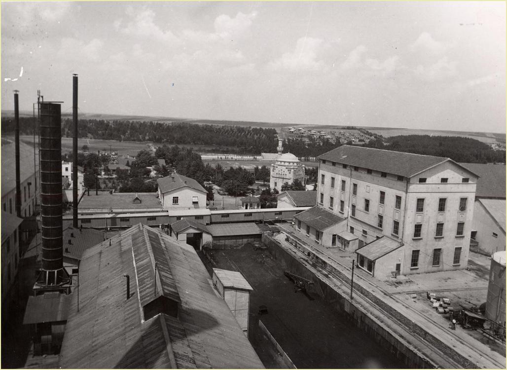 26 Kasım 1926 - Türkiye'nin ilk şeker fabrikası kuruldu