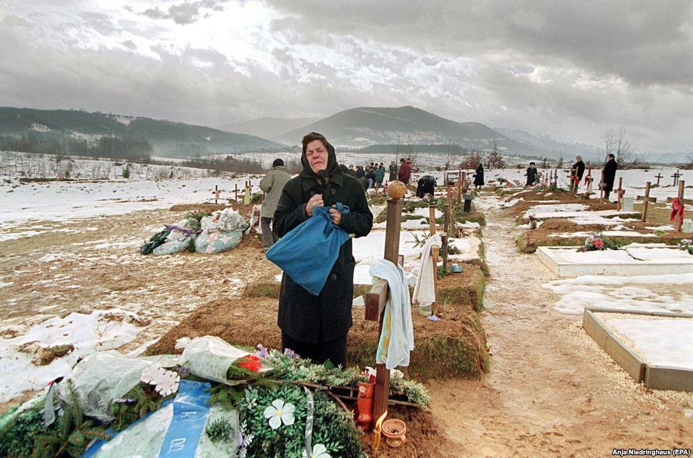 """20. yılında emperyalizmin Bosna """"Barışı"""""""