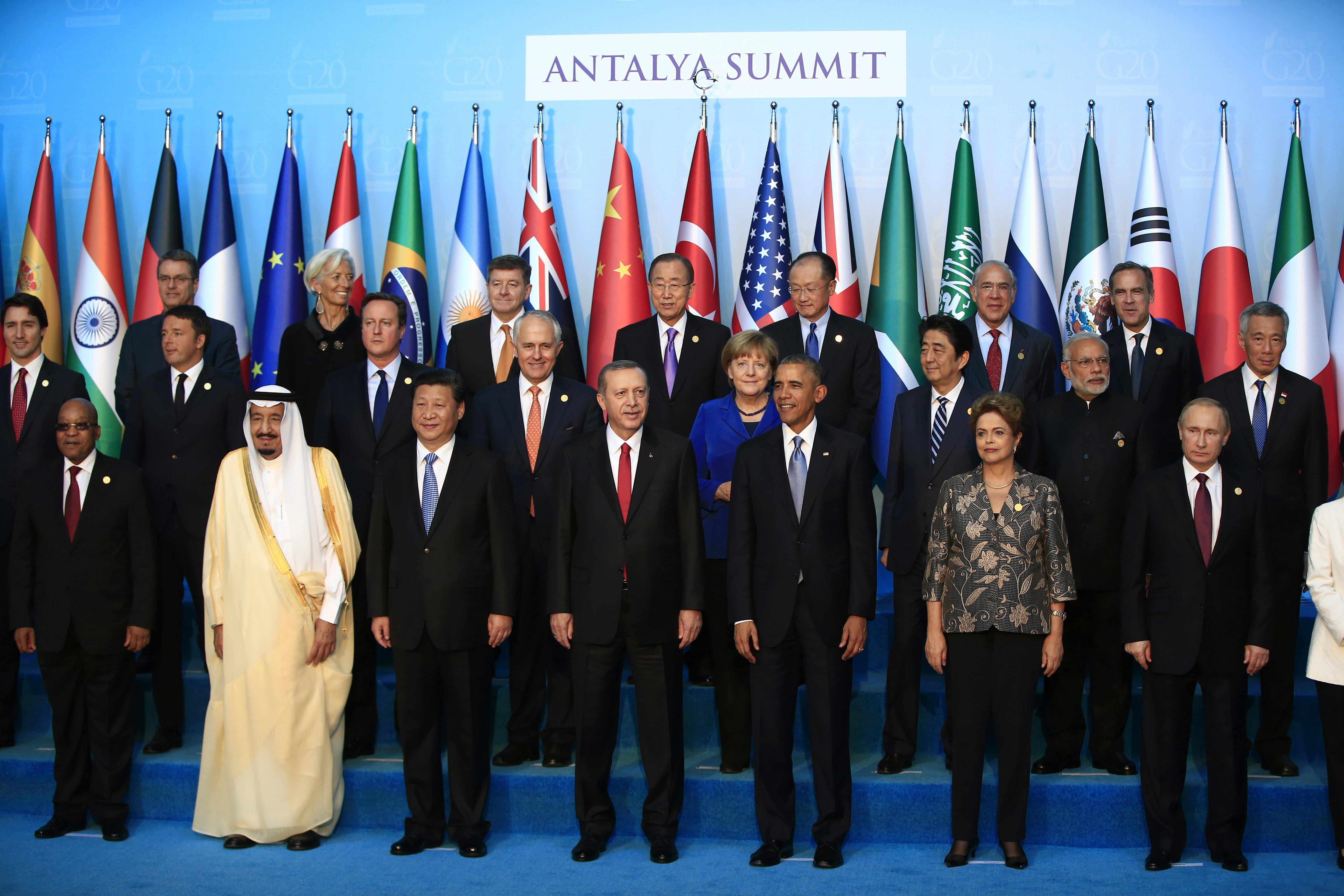 G-20'den neyin birliği çıkacak?