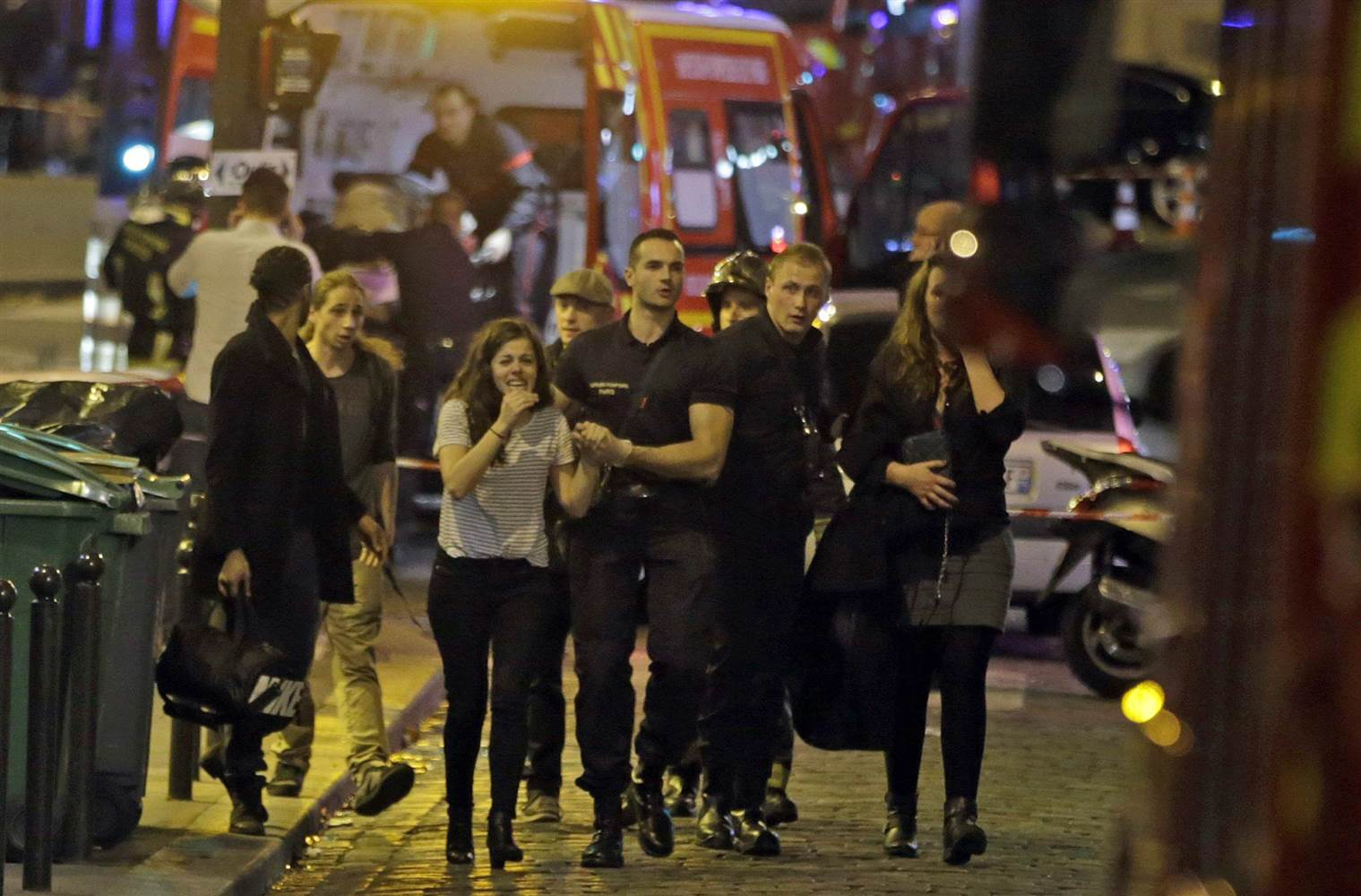 Irak, Fransa'yı saldırıdan bir gün önce uyarmış