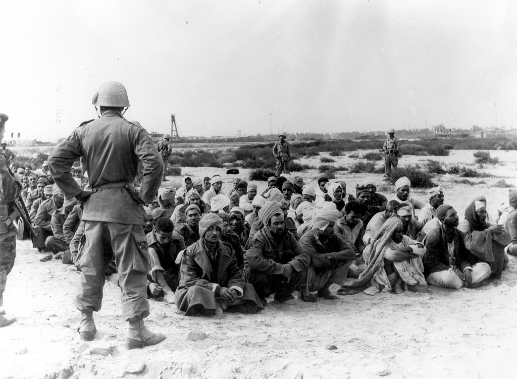 31 Ekim 1956 - Süveyş Savaşı başladı.