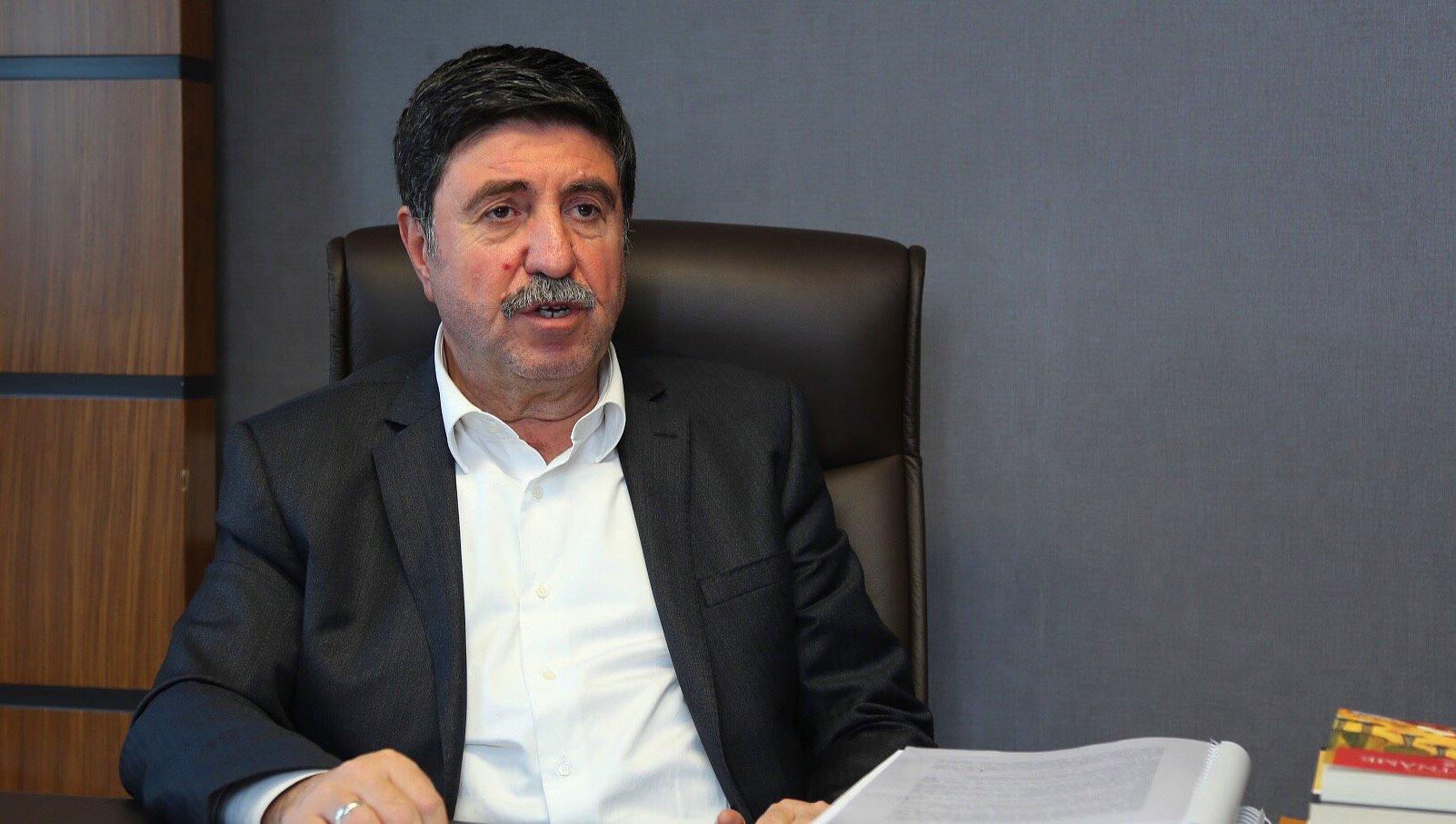HDP'li Altan Tan'a hapis cezası verildi