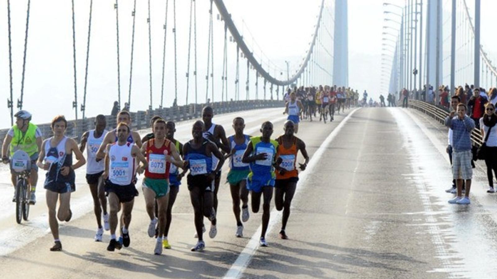 Bizim için hala sadece Avrasya Maratonu