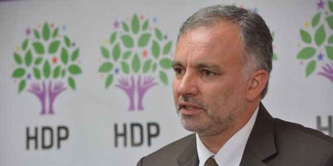 HDP: Afrin, Esad rejimine mi devredilecek?
