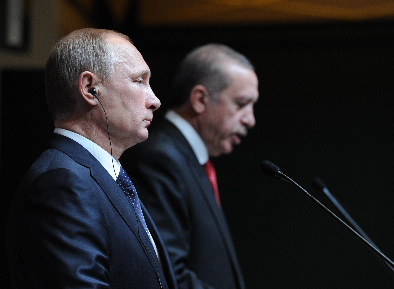Erdoğan, Putin'den randevu istedi