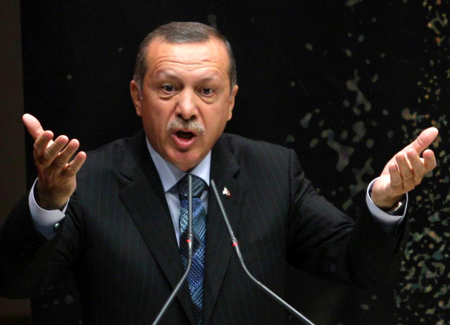 Suriye'den Erdoğan için