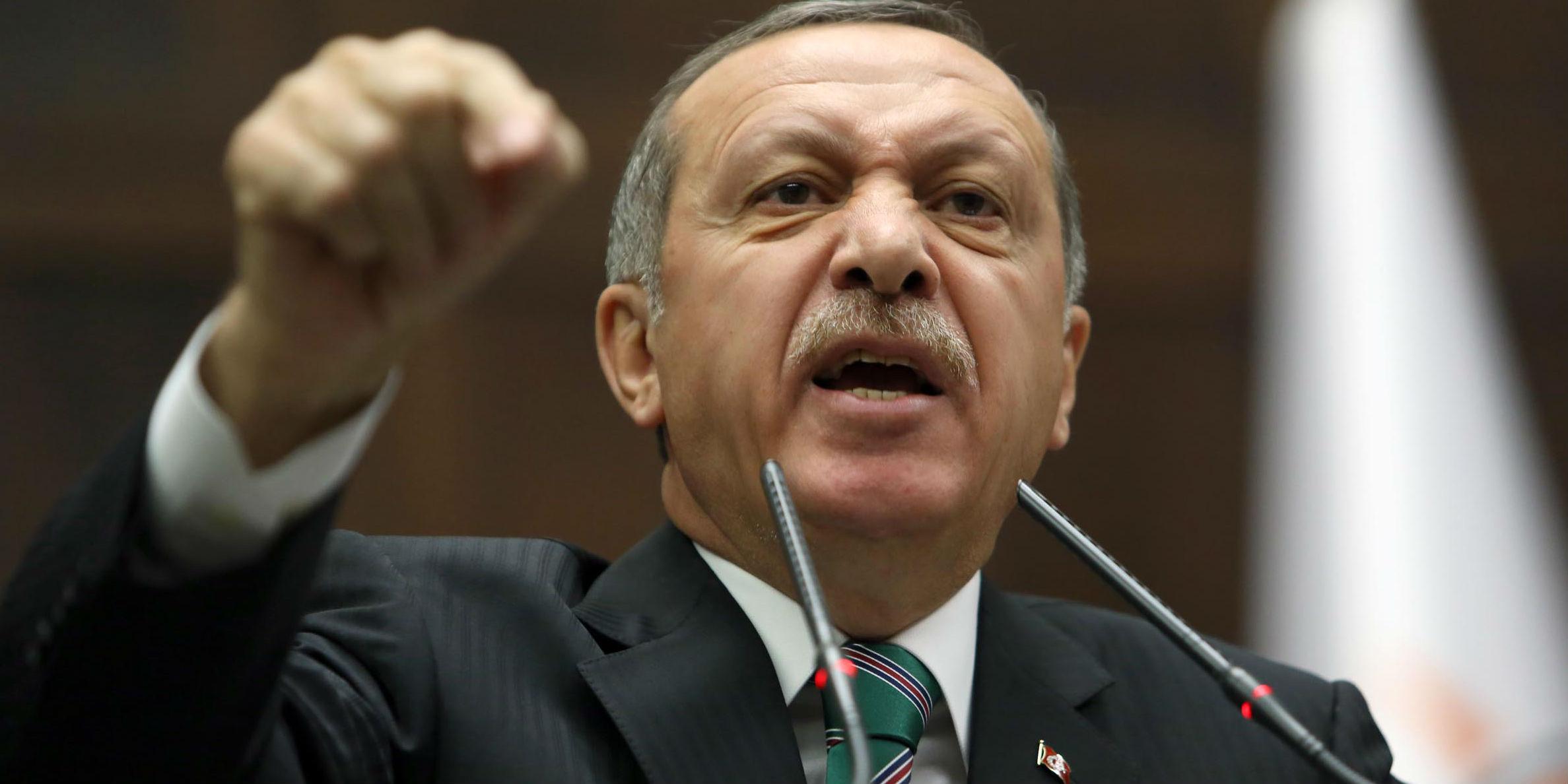 Erdoğan, Tahir Elçi'nin öldürülmesi için ne dedi?