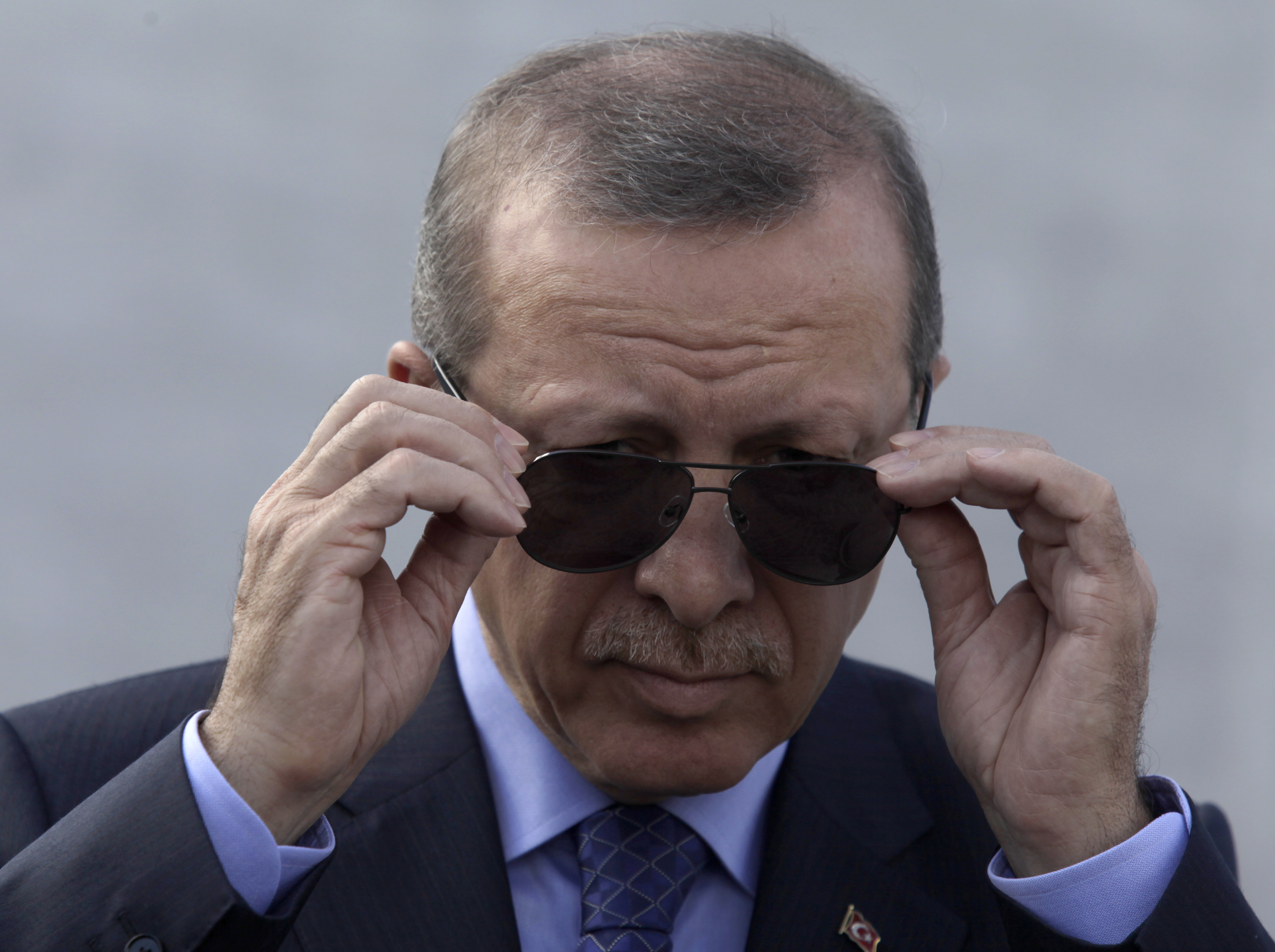 Erdoğan da