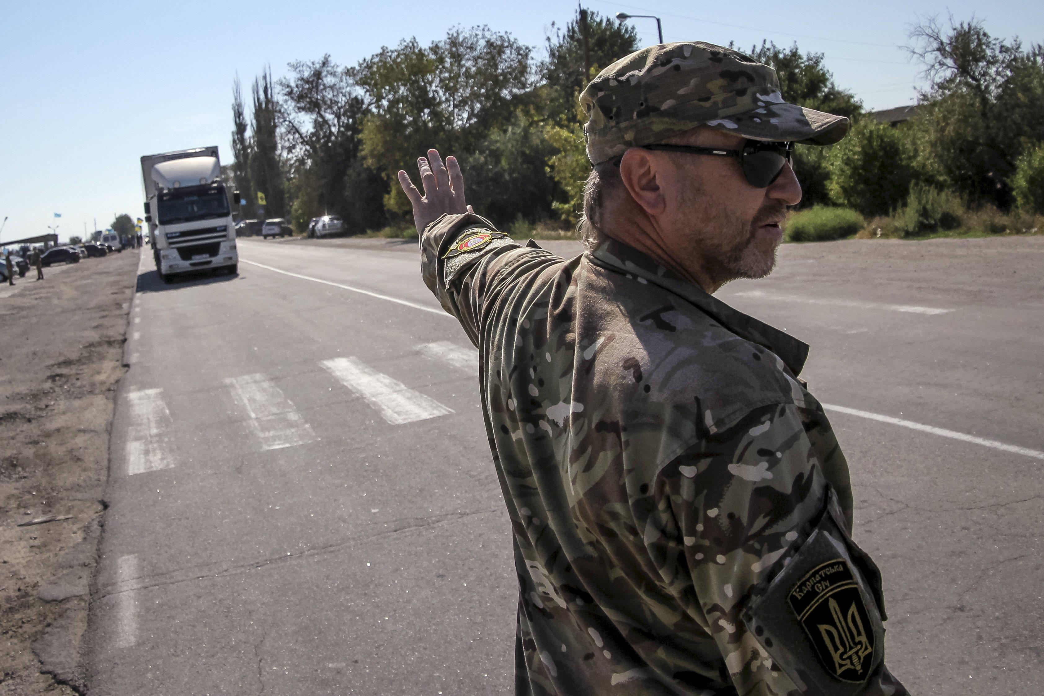 Ukrayna'dan Kırım'da karşı hamleler