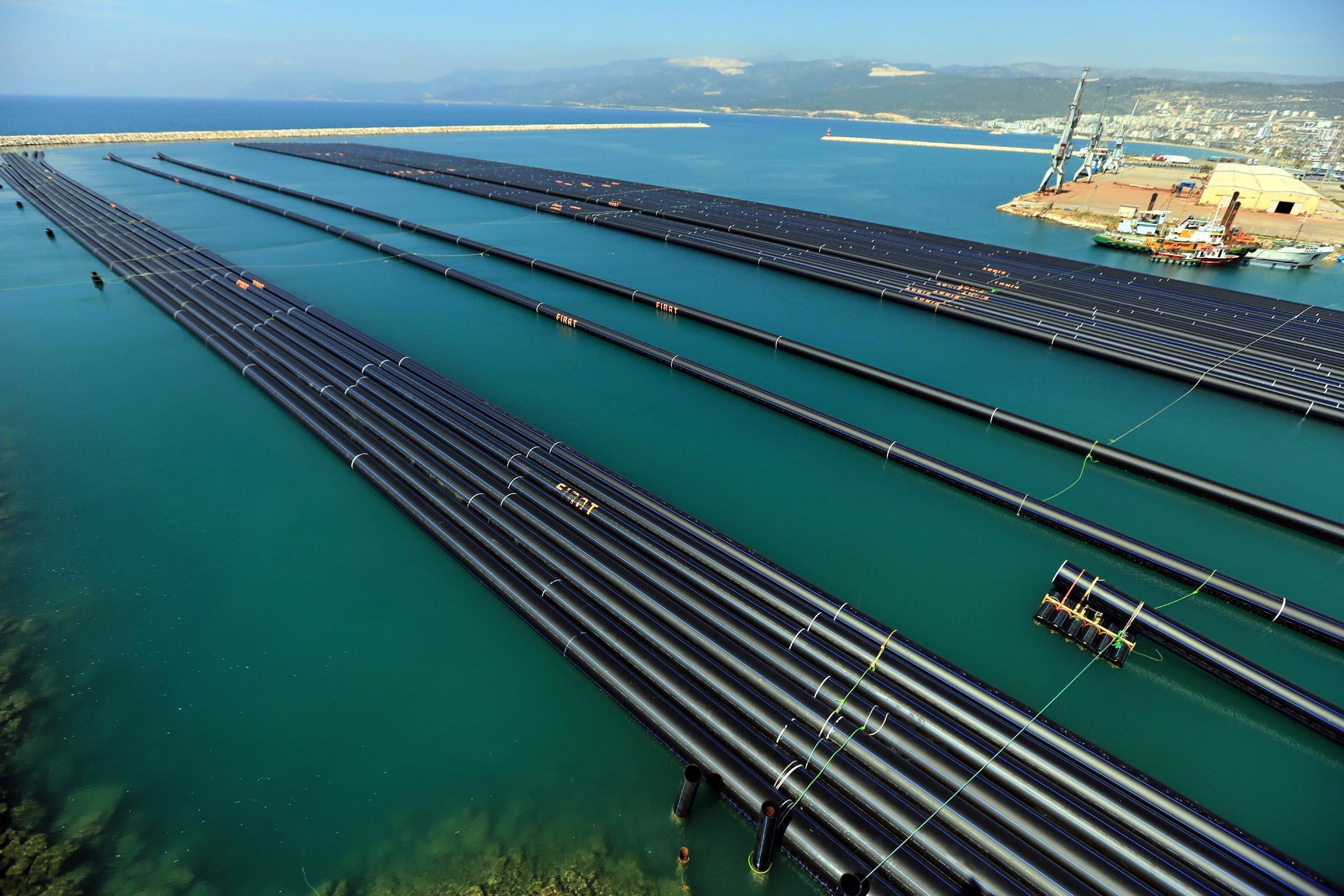 AKP, Kıbrıs'ın suyunu kesti