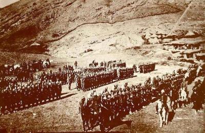 5 Kasım 1919 - Antep, Fransız birlikleri tarafından işgal edildi.