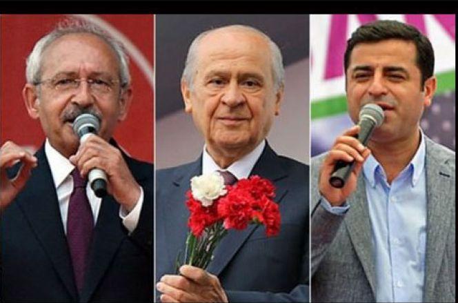 Muhalefetin 1 Kasım değerlendirmeleri