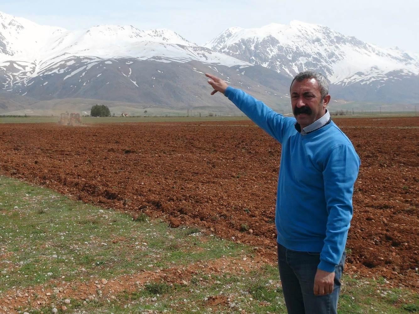 Komünist belediye, örnek tarım uygulamasının sonuçlarını alıyor