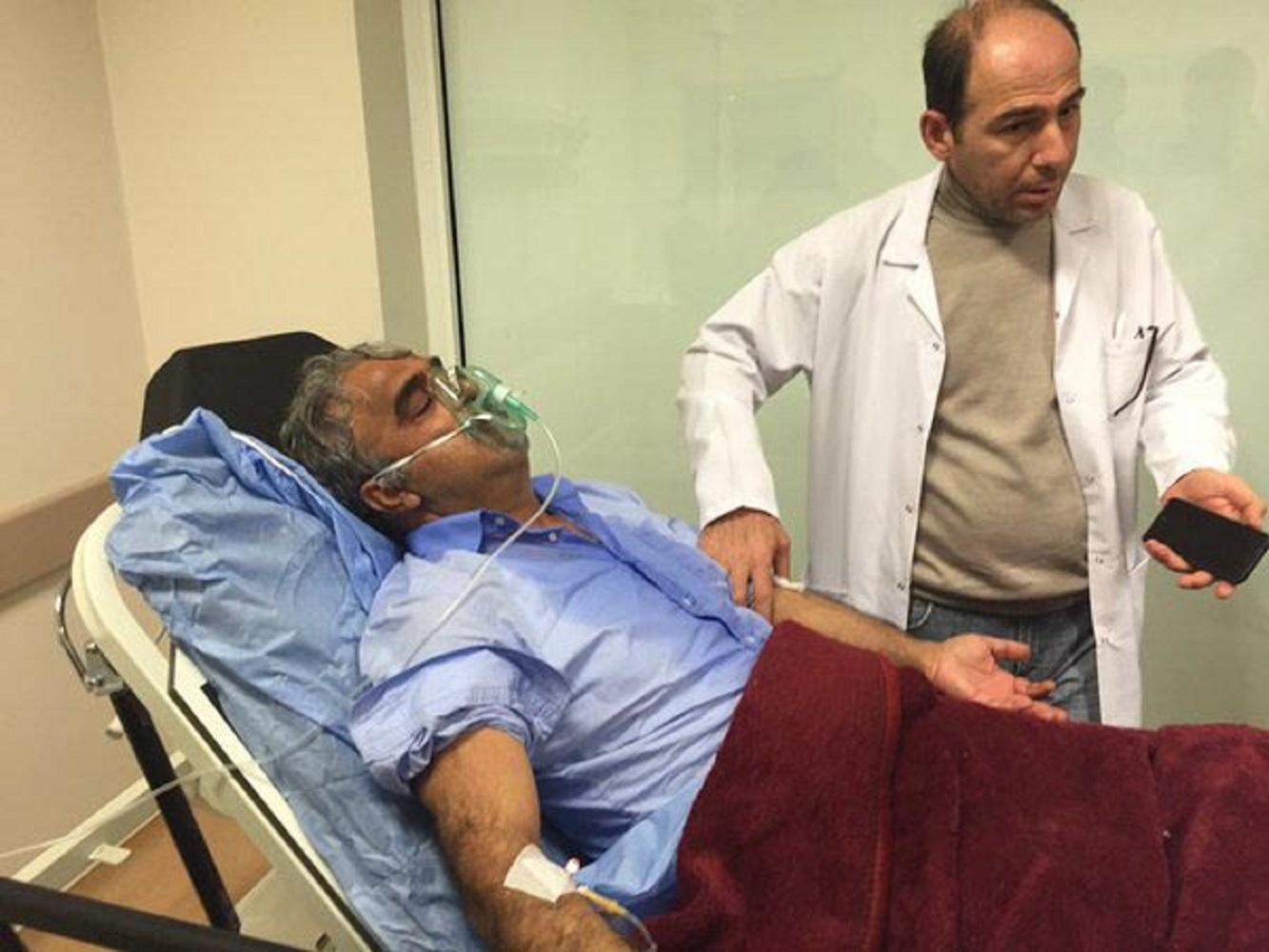 HDP milletvekillerine polis saldırısı