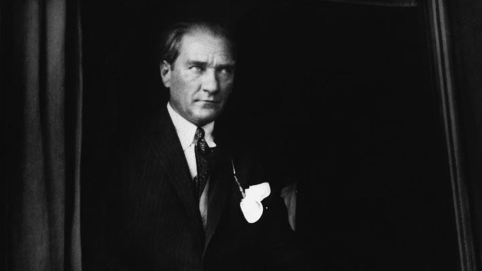 Mustafa Kemal anılıyor