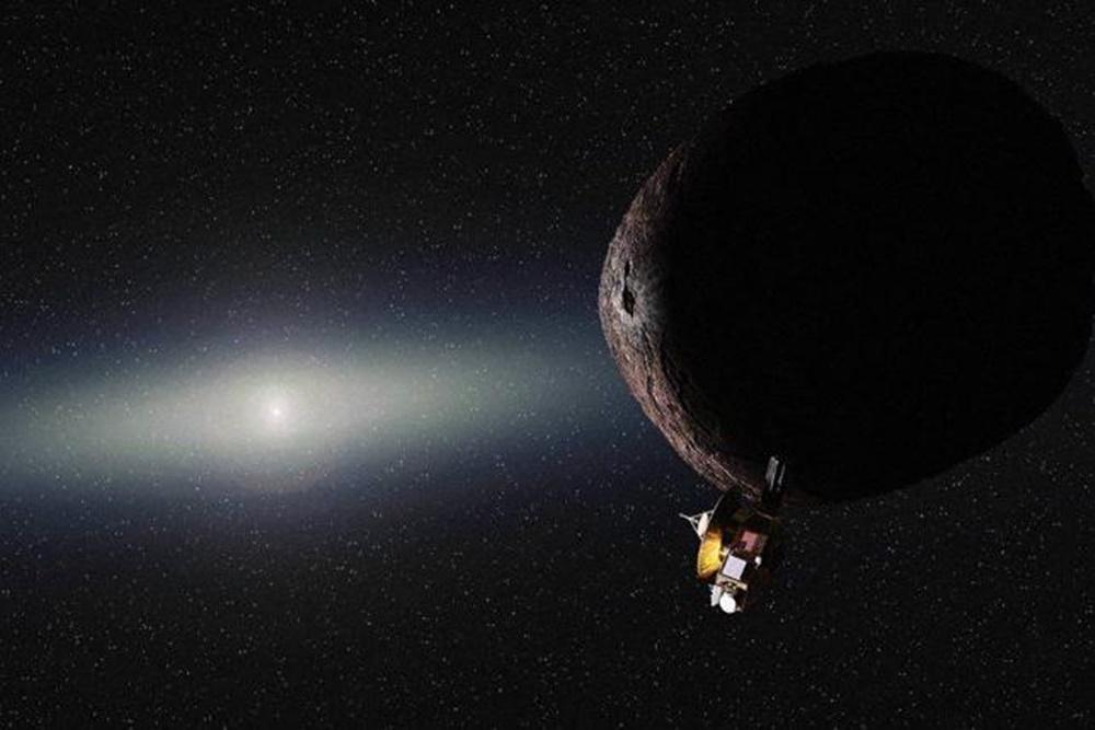 New Horizons güneş sisteminin dışına çıkıyor