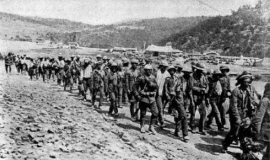 2 Kasım 1914 Rusya, Osmanlı Devleti'ne savaş ilan etti.