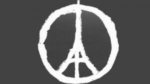 Eyfel Kulesi ile yapılan barış işareti sosyal medyada popüler oldu