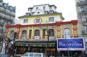 Bataclan Konser Salonu, Siyonist oldukları iddiasıyla tehditler alıyordu