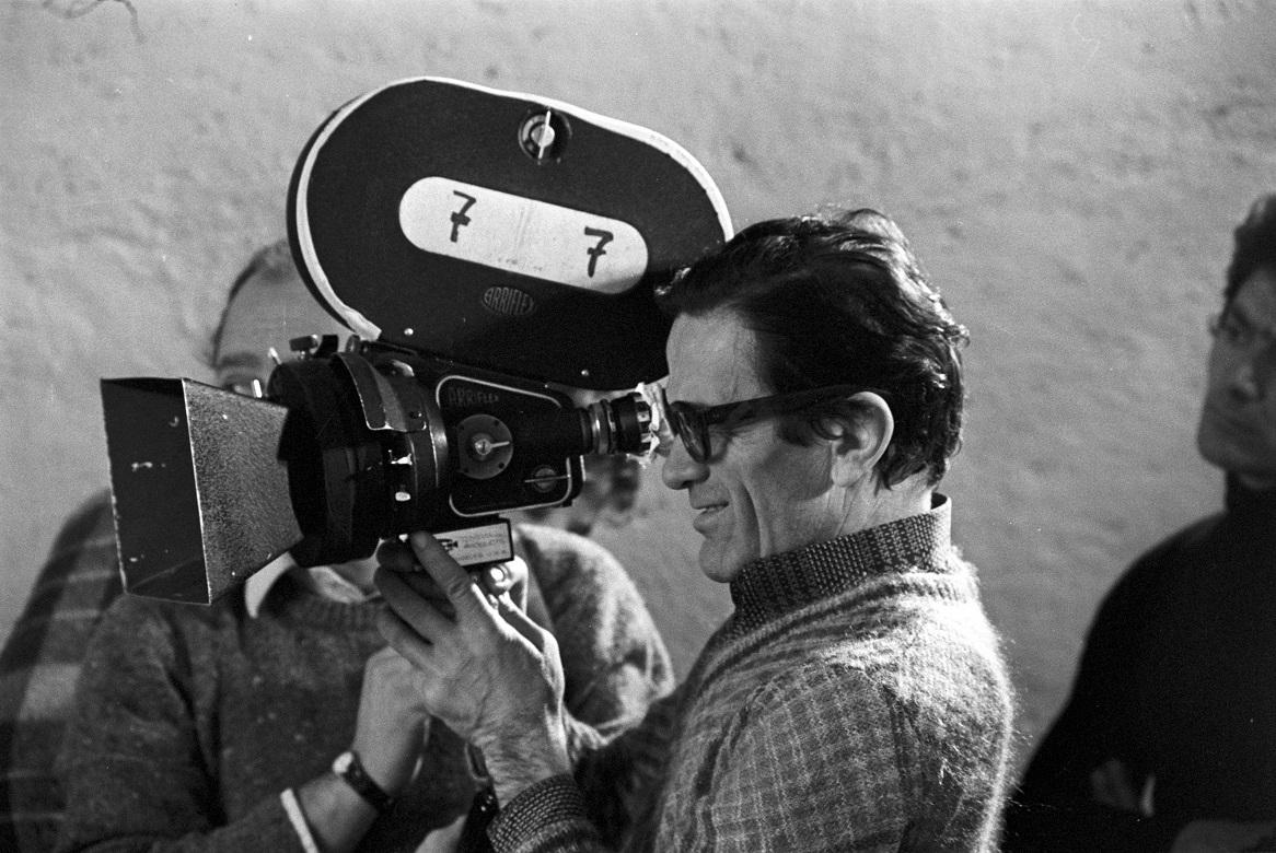 Ölümünün 40. yılında Pasolini filmleri