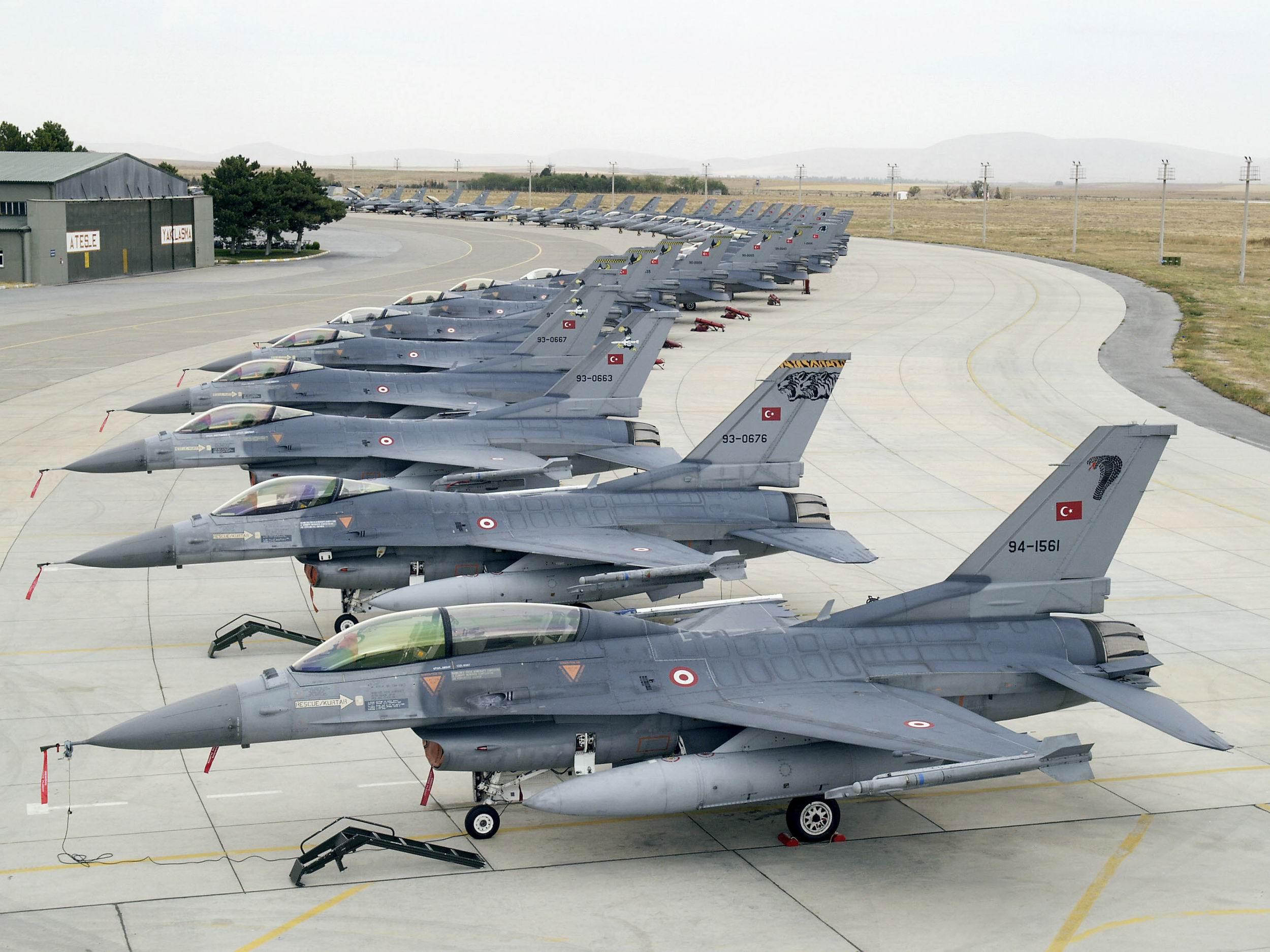 Türkiye, IŞİD'e karşı operasyonları durdurdu