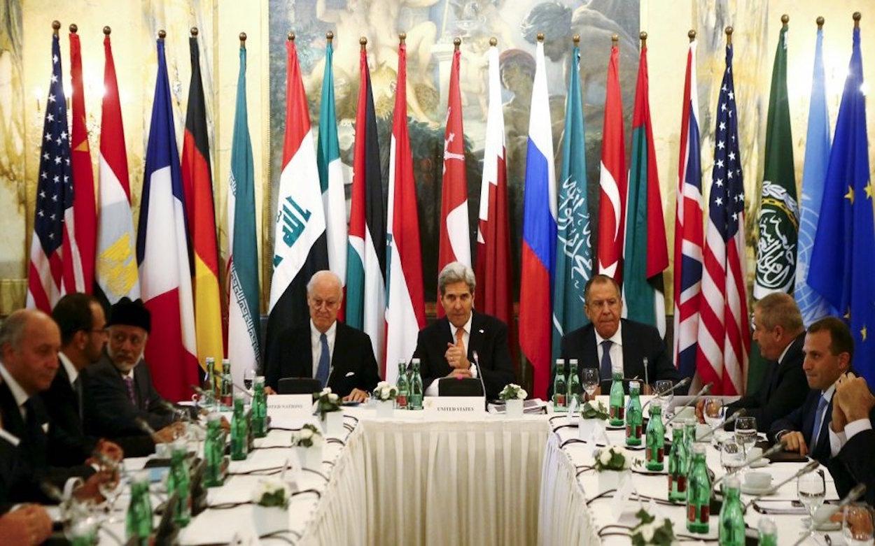 Suriye için yeni Viyana Bildirisi